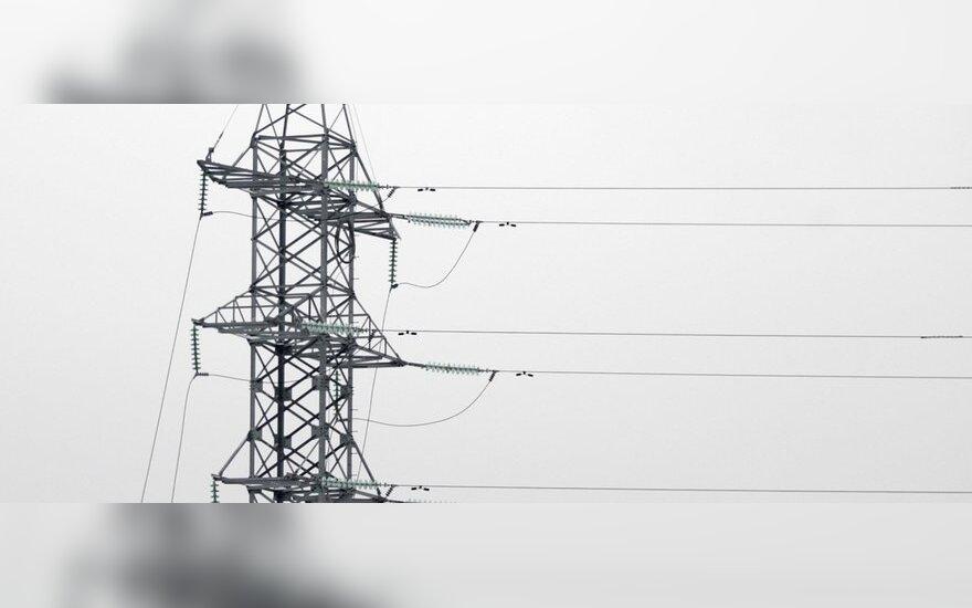 Baltijos šalių elektros gamyba smuko dėl konkurencijos su Švedija