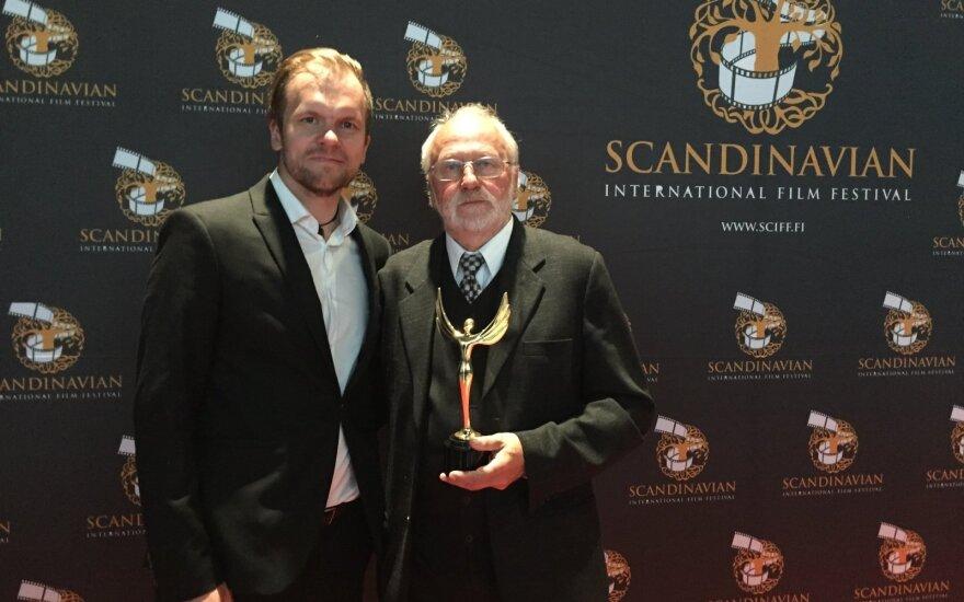 Algimanto Puipos filmas Skandinavijos kino festivalyje laimėjo du prizus / Foto: Rimo Kungio ir Agnės Andriekutės