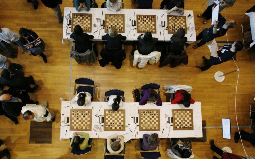 Šachmatų olimpiada