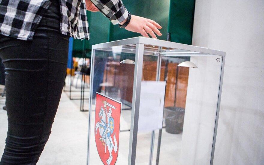 Alytuje dėl pažeidimų iš rinkimų stebėtojo atimtas pažymėjimas