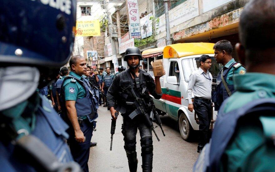 Bangladeše už karo nusikaltimus islamistų lyderiui įvykdyta mirties bausmė