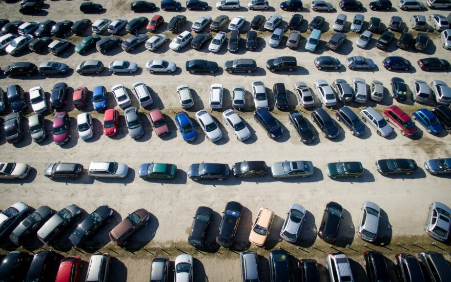 New cars in Lithuania on the rise