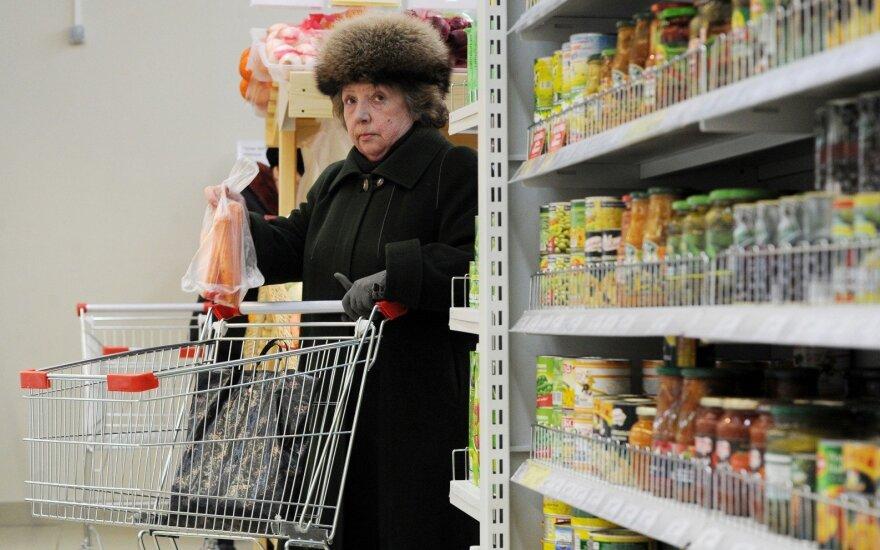 """Rosstat"": Rusijos ekonomika 2018-aisiais augo 2,3 proc."