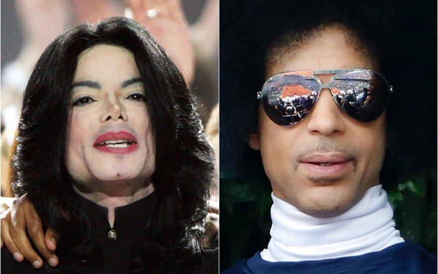 Michaelas Jacksonas ir Prince'as