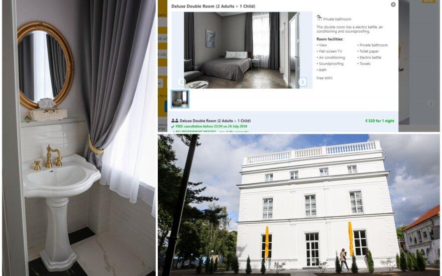 """Vila """"Komoda"""" apartamentai Palangoje"""