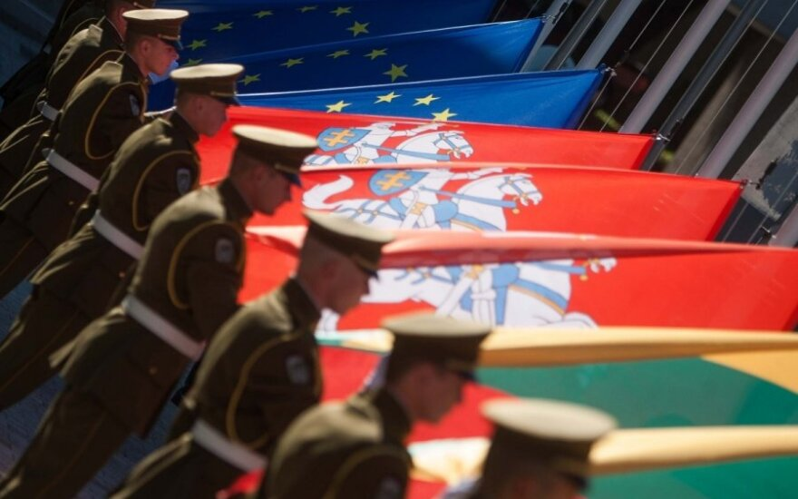 Lithuanians have better opinion about EU than other countries – EP survey