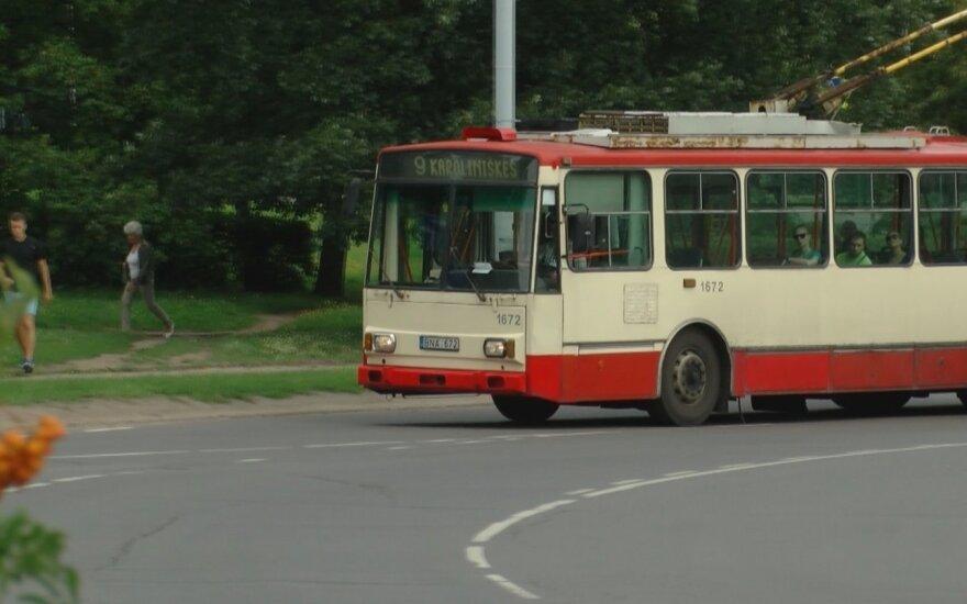 Troleibusas Vilniuje