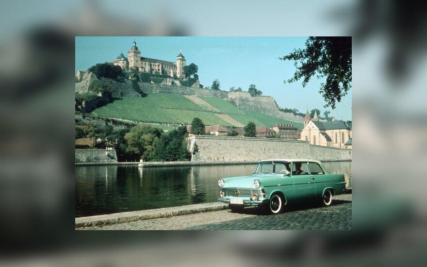 Opel Rekord (1962 m.)
