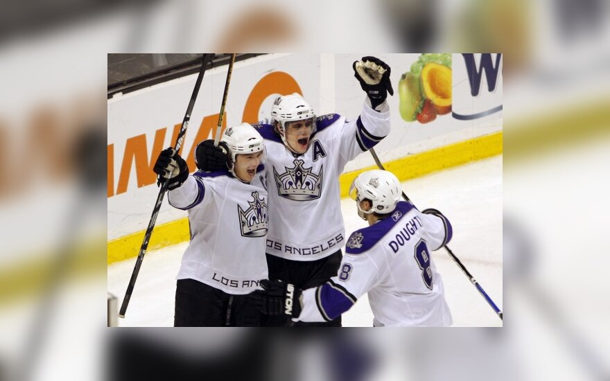 """Bruins"" klubo nesėkmė NHL čempionate"