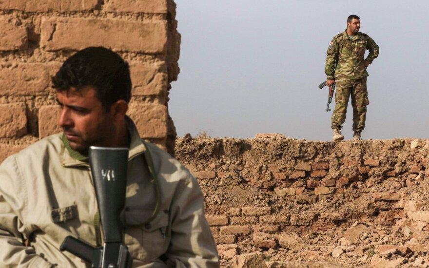 Irake teroristų aukomis tapo 11 šiitų savigynos būrių kovotojų
