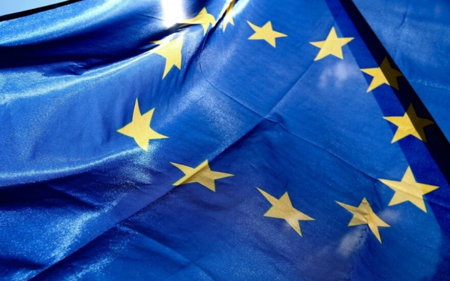 ES vėliavos deginimas – nepriimtinas protestavimo būdas