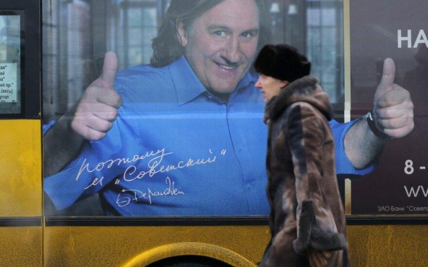 Gerardo Depardieu atvaizdas