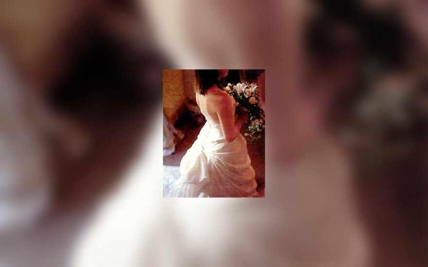 nuotaka, jaunoji, vestuvės