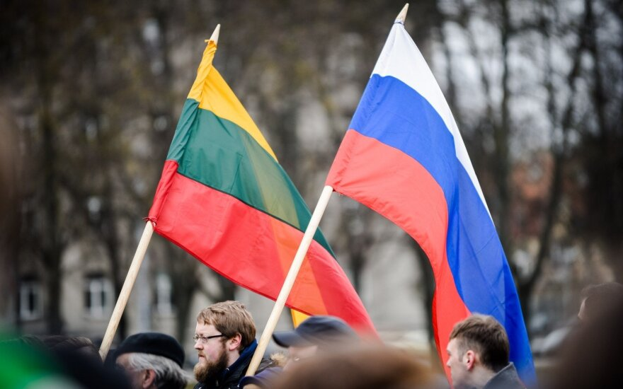 Lithuania should make contact with Russia - PM