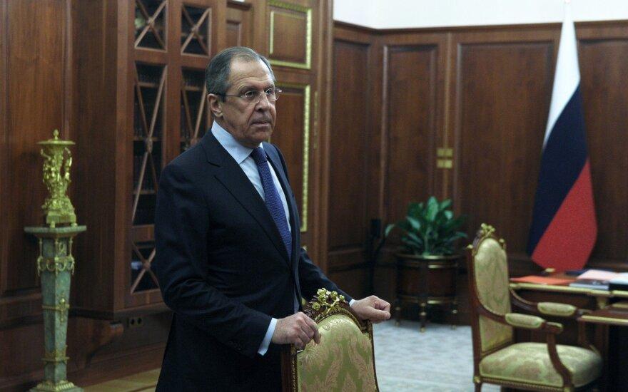S. Lavrovas: JAV į valdžią atėjus D. Trampui, Rusija tikisi dvišalius santykius pradėti iš naujo