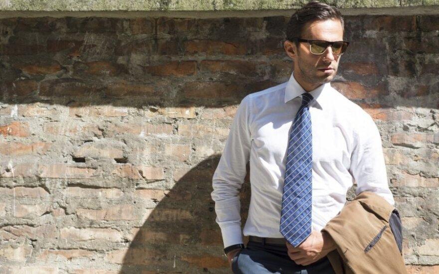 Stiliaus <em>blogerio</em> patarimai: kaip rengtis vyrams pagal figūros tipą