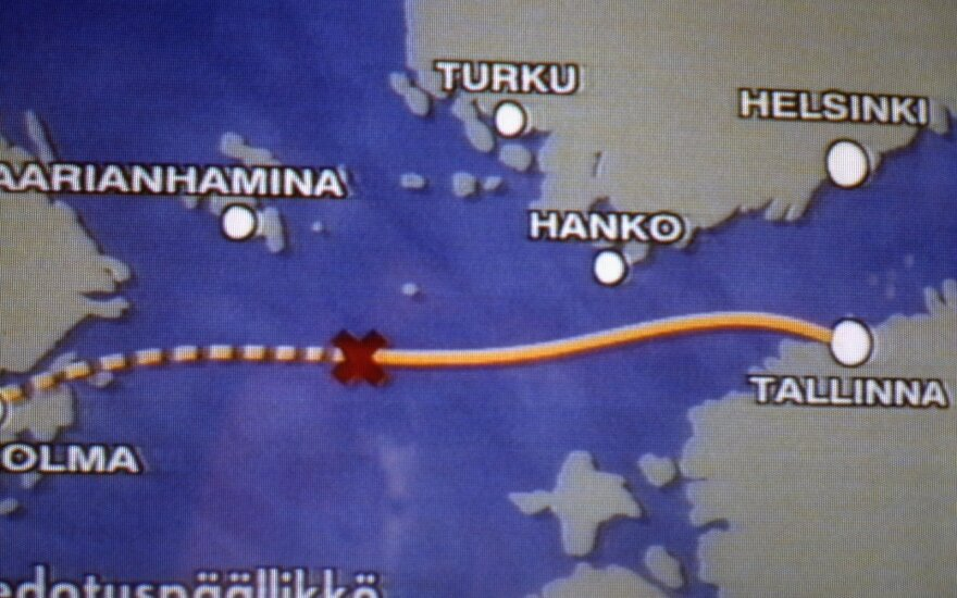 Tragedijos Baltijos jūroje tyrime – sensacingas radinys: staiga viskas aptemo