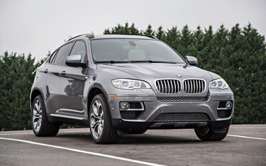 Kauno r. pavogtas 38 000 eurų vertės BMW