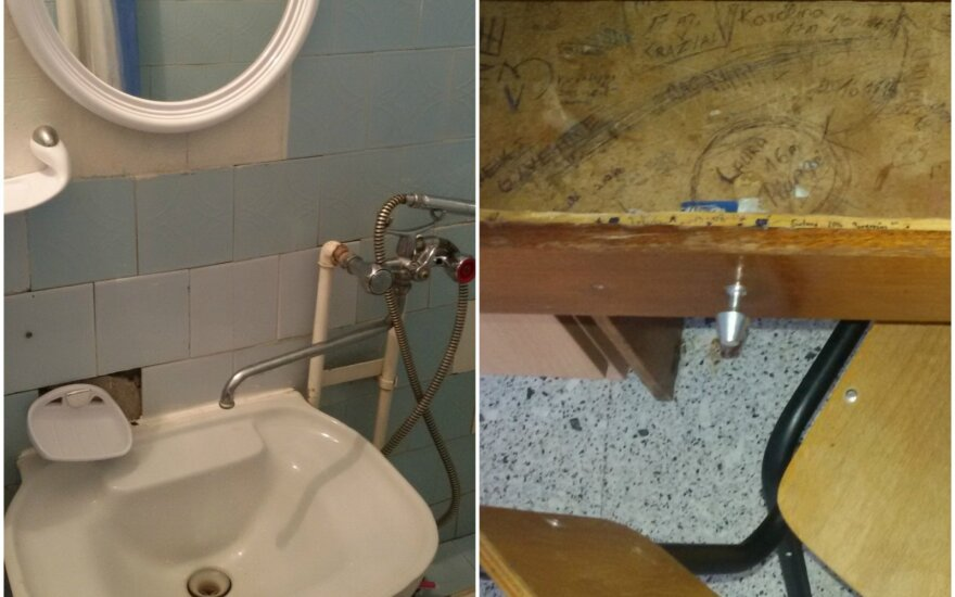Pasibaisėjo gyvenimo sąlygomis vaikų sanatorijoje: neturi pinigų, tuomet gyveni štai taip