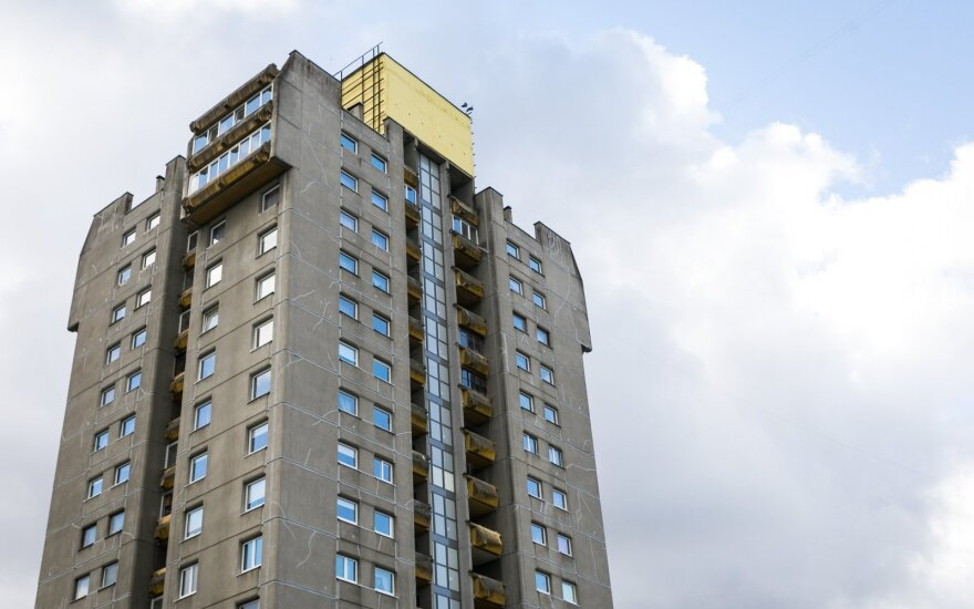 Vyriausiasis Vilniaus architektas apie miesto ateitį: nerimą kelia miegamieji rajonai