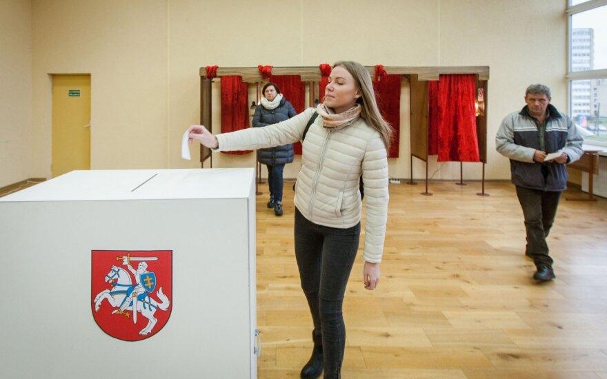 Įsitraukimas į pilietines veiklas didelis, tačiau jaunimas prie balsadėžių neskuba