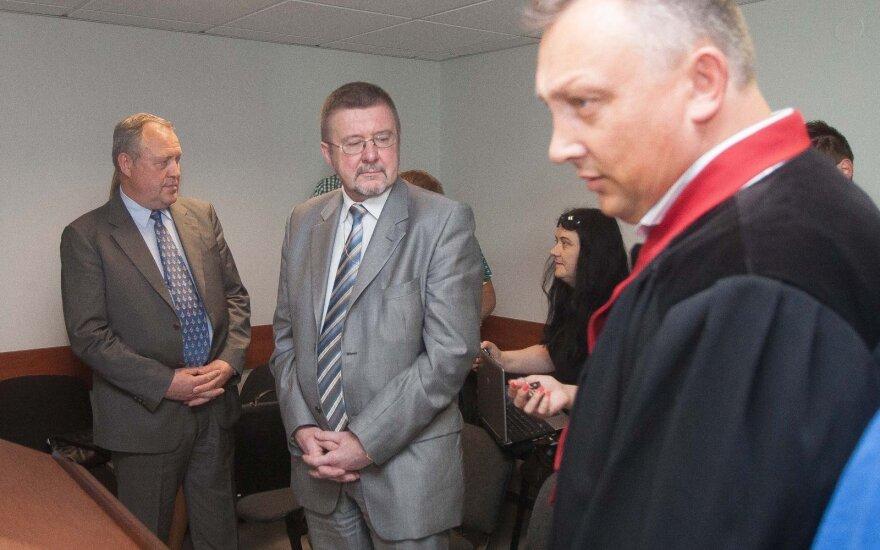 Vyriausybė apsispręs dėl Miškinio skyrimo Valstybės tarnybos departamento vadovu