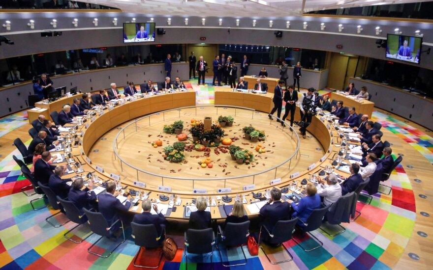 Turkijai sustabdžius puolimą, ES vadovai reikalauja visiškai nutraukti operaciją