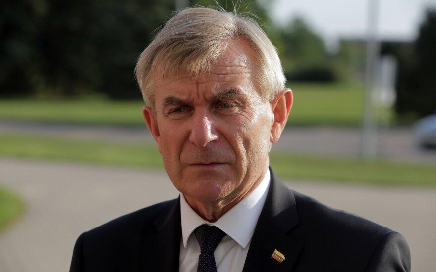 Oficialu: Pranckietis įteikė prašymą pasitraukti iš LVŽS