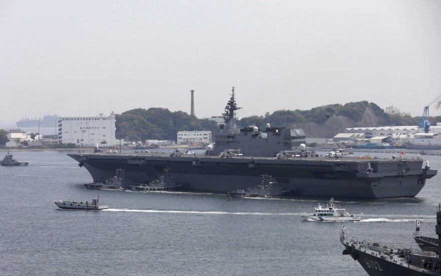 Japonijos laivas