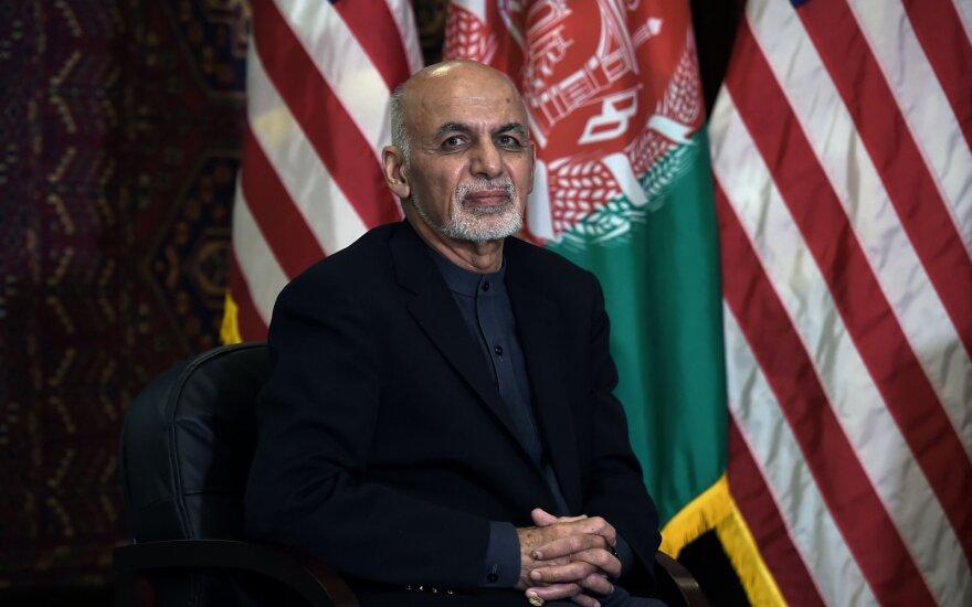 Ashrafas Ghani