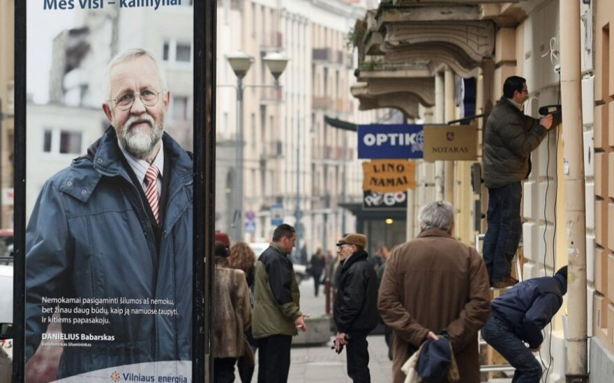 """Tinklaraštininkai: per mažai domimasi """"Vilniaus energijos"""" reklamos kampanija"""