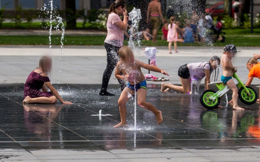 Expert: heatwaves becoming more frequent and intense due to climate change