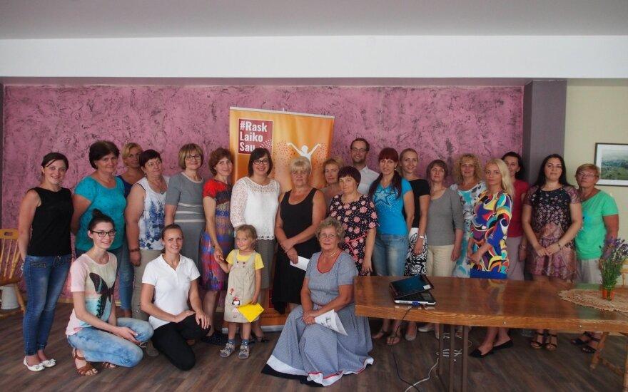 Renginys Pagynės bendruomenės centre