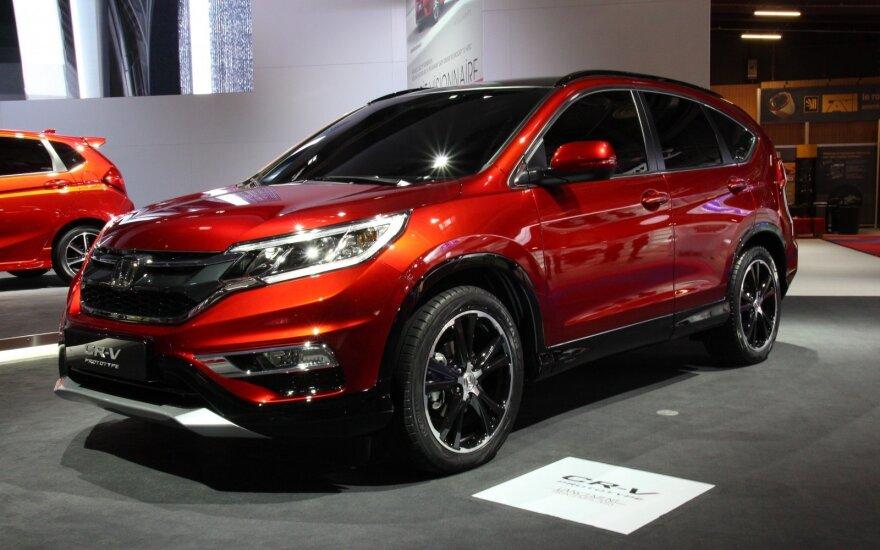 """Honda CR-V"", ascociatyvi nuotr."