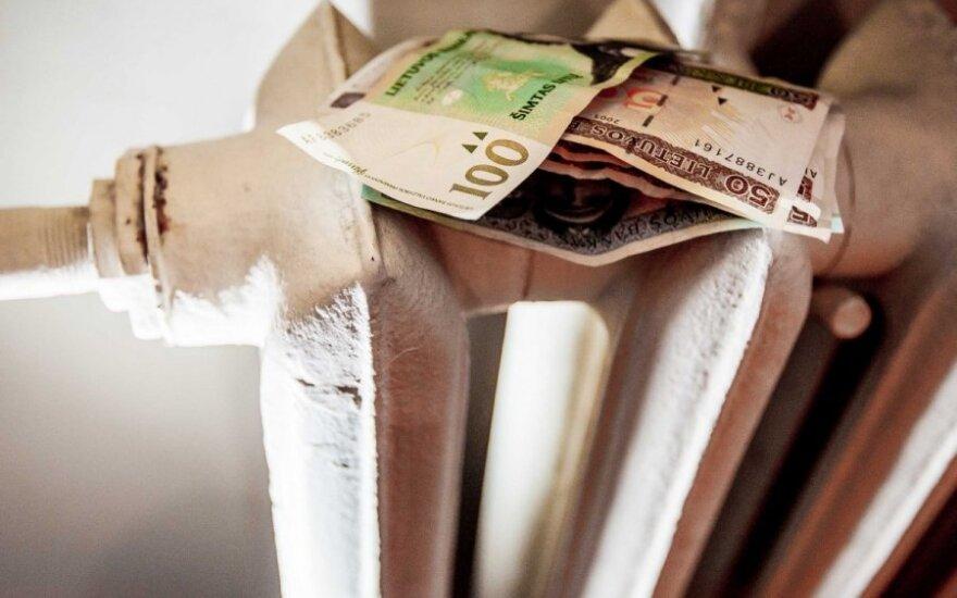 Lietuvoje sutaupyto energijos vieneto kaina – 3000lt, kurie grįš per 96 metus