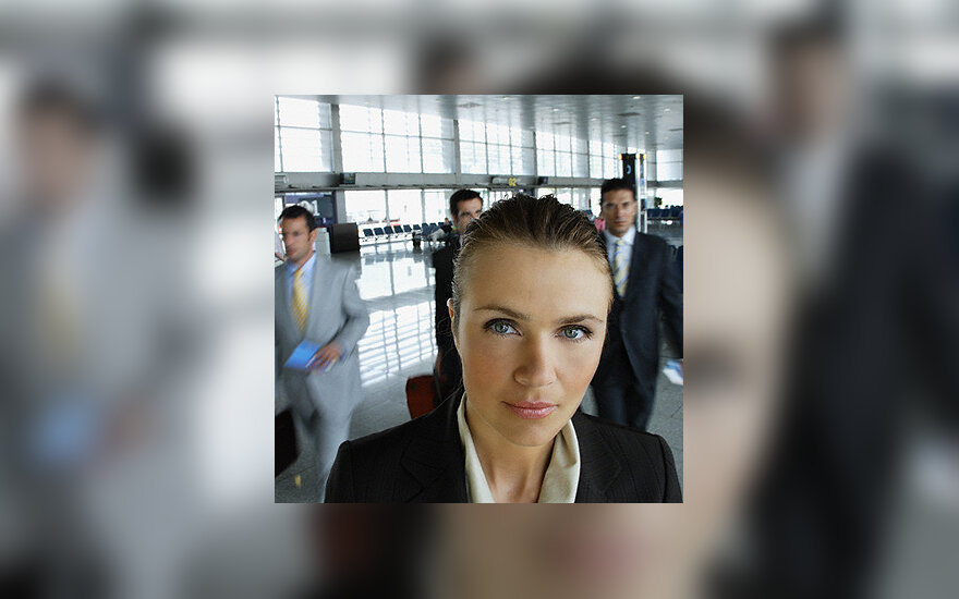 Moteris, verslas, karjera