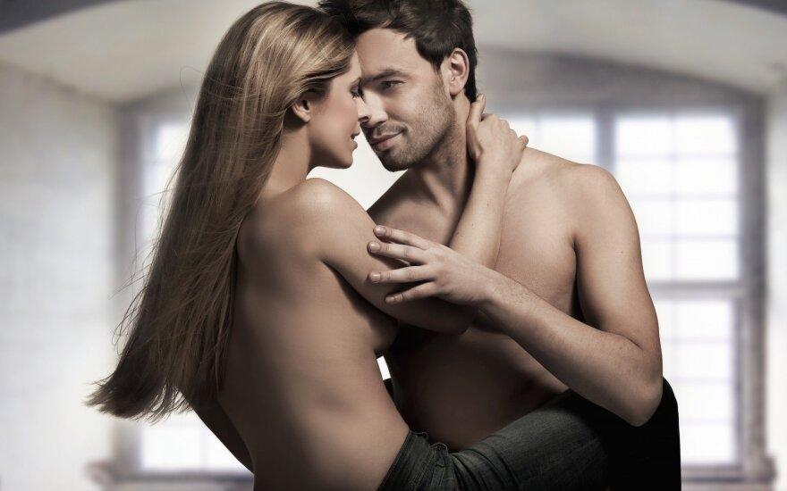Paslaptinga liga, kuria vyrai suserga praėjus vos kelioms sekundėms po sekso