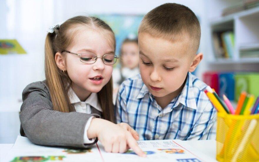 Mokslai kaip žaidimas: pedagogas turi sudaryti sąlygas mokytis įdomiai