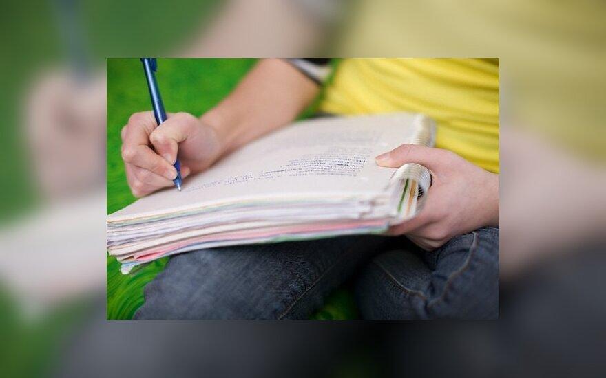 Norą studijuoti Lietuvos aukštosiose mokyklose pareiškė beveik 39 tūkst. pretendentų