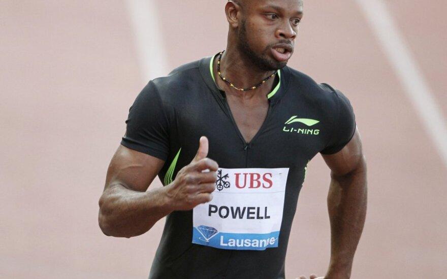 Asafa Powellas