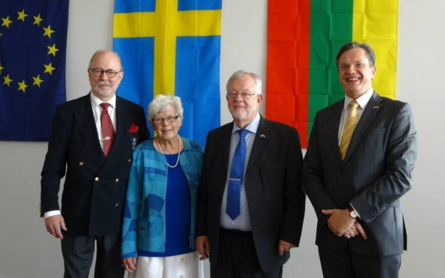 Sweden consulate inauguration in 2014