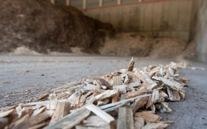 Ekspertas: dėl biokuro brangimo jokių stebuklų nėra