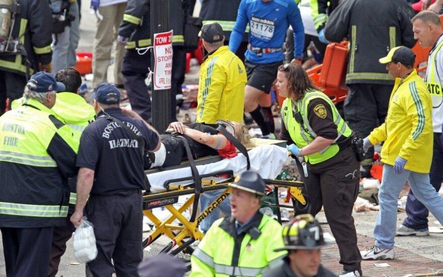 Sprogimas Bostone - naujo konflikto pranašas?