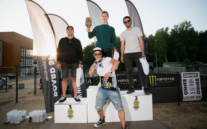 """Druskininkuose praūžė ekstremalaus sporto festivalis """"Holy Pine 2018"""""""