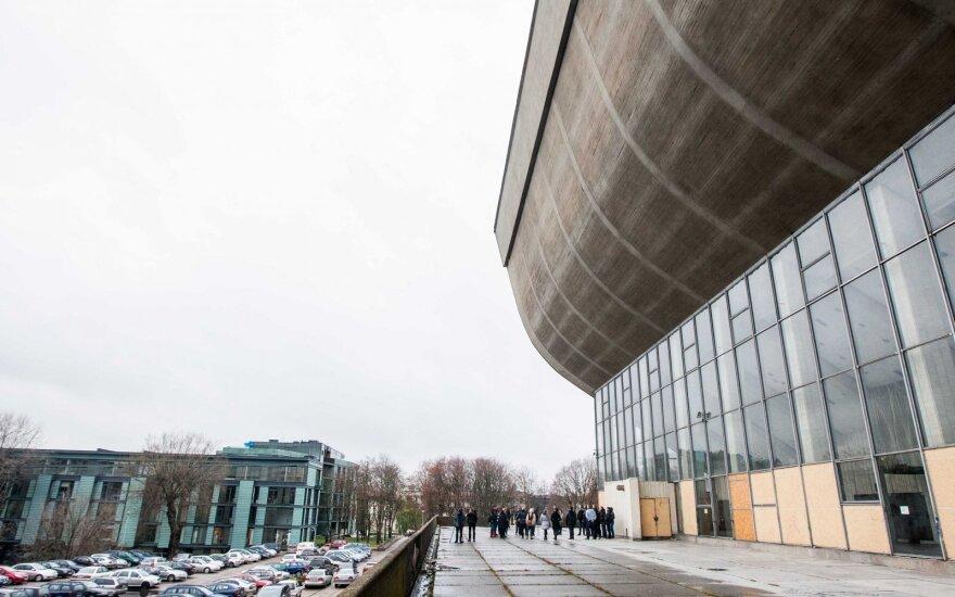 Vilnius' Sport Palace