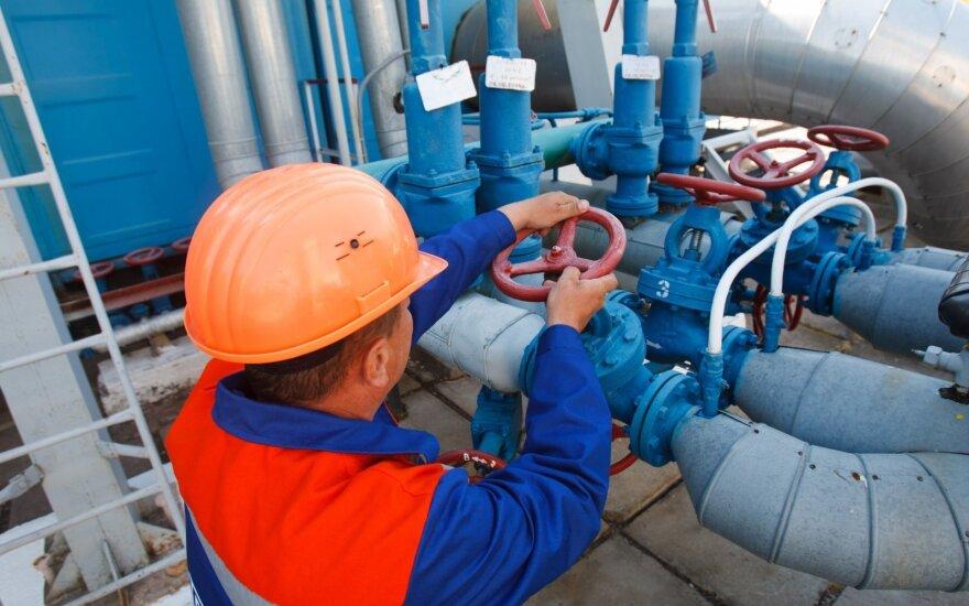 """Turkija pasiūlė """"Gazprom"""" pasiūlė tęsti technines derybas"""