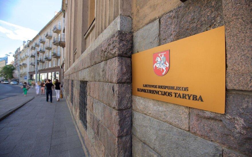 Už pranešimus apie konkurencijos pažeidimus bus galima gauti iki 100 tūkst. eurų