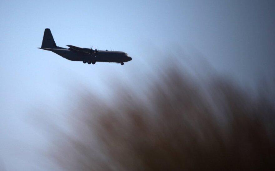 "Transporto lėktuvas  C-130 ""Hercules"""