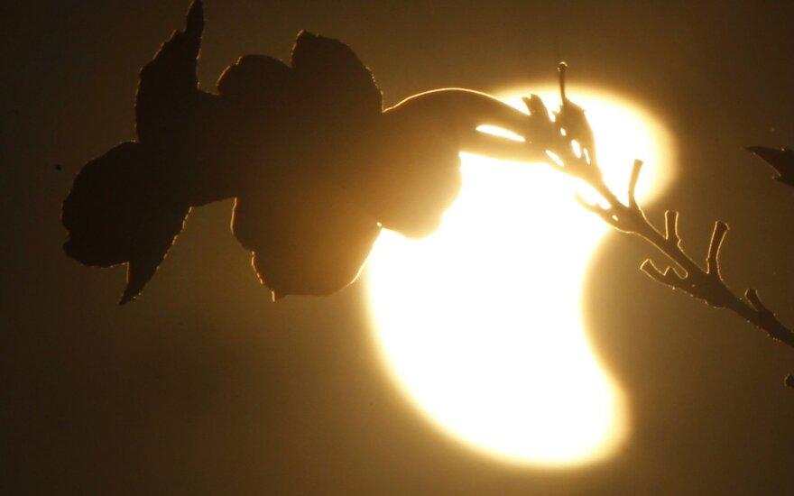 Saulės užtemimas