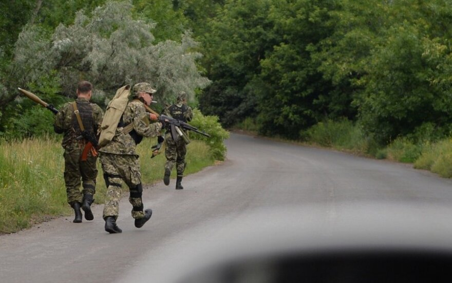 Nauja grupuotė skelbia karą Ukrainai